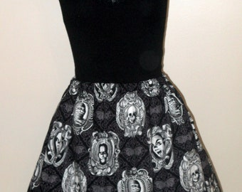 Haunted Gallery monster movie cupcake skirt Oh the Horror SALE