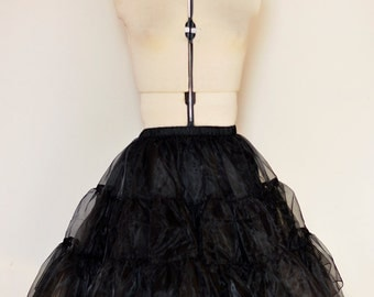 "Petticoat-18"" Black-Fits perfectly under my dresses."