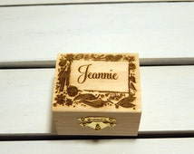 Personalized Bridesmaid Little Favor Boxes for Rustic Weddings, Maid of Honor, Will you be my Bridesmaid