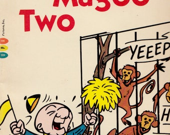 Mister Magoo Two - a collection of cartoons based on the TV character