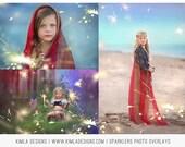 On Sale Sparklers Photo Overlays