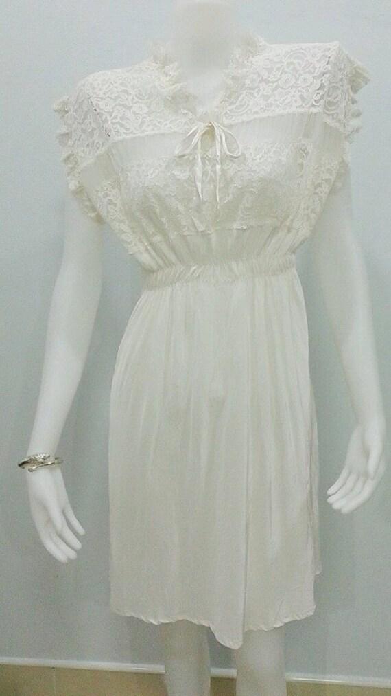 lace boho maternity dress cover up wedding resort by tagsandra