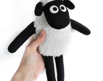The Sheep Plushie