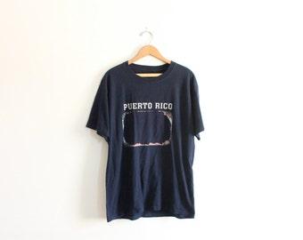 Empty Puerto Rico T Shirt