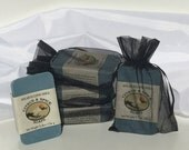 Solar Eclipse Shea Soap-mens' fragrance bar
