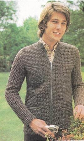 Mens Zipper Sweater Patterns 91