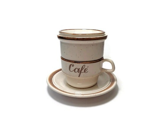 One Cup Drip Coffee Maker Reviews : Single Cup Coffee Maker . Coffee Drip o Lator Stoneware.