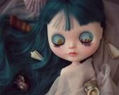 MURIEL - Custom Ooak Marrakesh Melange Blythe doll by malkama