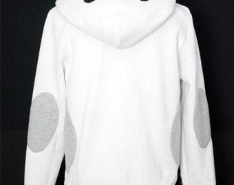 Baymax hoodie KIGURUMI Cosplay  Charactor animal Hooded  Pajamas Pyjamas Xmas gift Adult  Costume outfit  hoodies