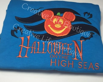 Disney Halloween on the High Seas- Youth