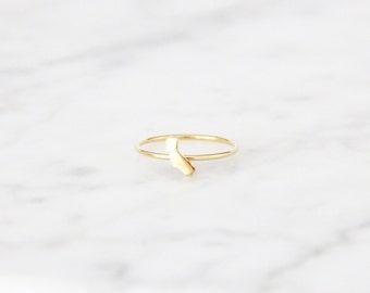 Tiny California Ring - 4003