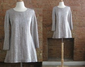 Reserved for a Vintage Lover! | 1960s Young Edwardian metallic micro mini dress | 60's Mod Go-Go Groovy | S | Miss One