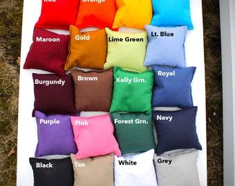 Cornhole Bags, Set of 8