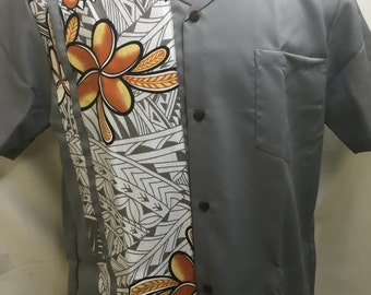 Men's Polynesian Tribal Shirts