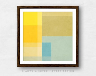 Abstract 2. Abstract Geometric art geometric print Mid century art geometric wall art geometric poster mid century print geometric art print