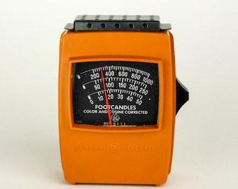 GE Light Meter