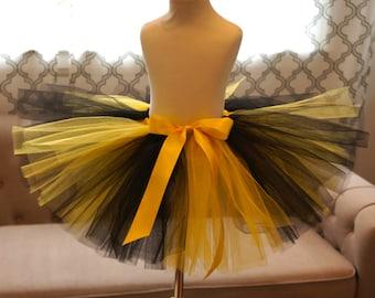 Yellow and Black kid's Tutu - Bumblebee Tutu