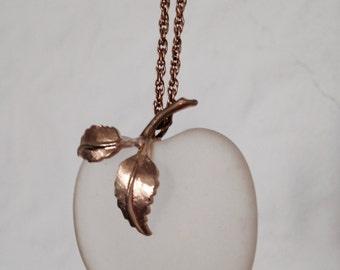 Avon Apple Necklace
