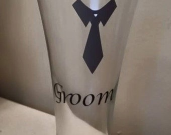 Personalized Bridal Party Glasses