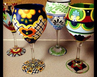 Cantina-Themed Glassware