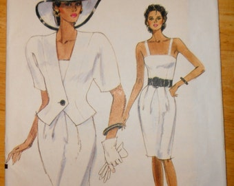 Very Easy VERY VOGUE Sewing Pattern # 7475 ~ UNCUT ~ 1989