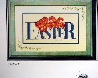 Easter! By Nessy Lynn's Cross Stitch Pattern Leaflet 2002