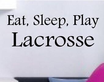 Lacrosse Quotes Beauteous Lacrosse Quotes  Etsy