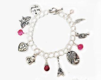 Bracelet Romantic walk