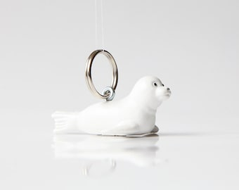 "Key chain ""Little seal"""