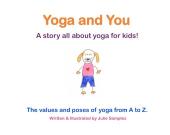Yoga and You Book
