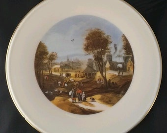 Vintage Lenox Special Plate in Discontinued Pattern