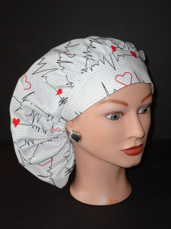 how to make your own scrub hat