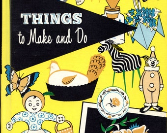 Things to Make and Do - Child Horizons Series