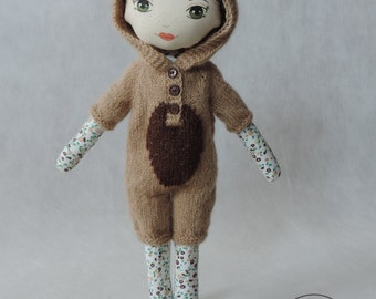 Dollisia – little bear doll