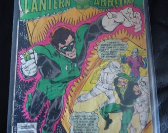 Green Lantern Green Arrow #102 Comic Book 1976 DC Comics