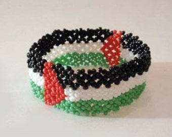 Palestinian bracelet, palestine bracelt, palestinian decor, palestine decor, palestinian jewelry, palestine jewelry, palestinian ,islamicart