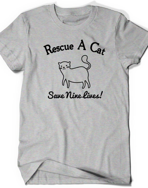b5f5df42 Funny Cat Shirt Cute T Shirt T Shirt Tee Mens Womens Ladies Lady Guy