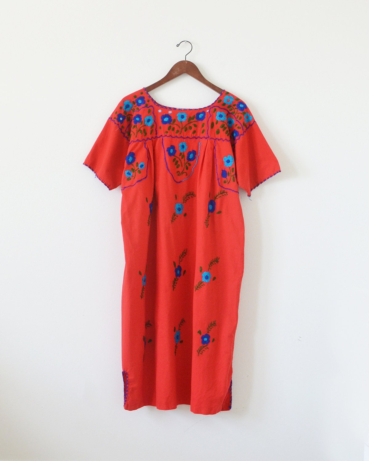 Mexican Vintage Dress 81