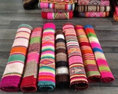 Frazada Runners / Rugs / Colorful Blankets from Peru - You Choose!
