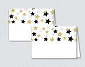 Printable Star Food Tent ...