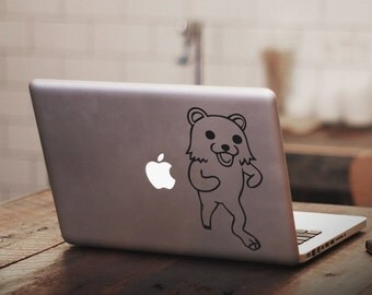 Funny - PedoBear Vinyl Decal - Popular Internet Meme