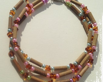 Pearl Hazelwood and Baltic Amber Homeopathic Jewelry for babies and adults- teething, eczema etc.
