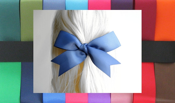 "Hair Ribbons, 1.5"" Grosgrain Hair Ribbons (25"" Long) - Colorful Hair Ribbons, Women's Hair Ribbons, Girl's Hair Ribbons, Hair Accessories"