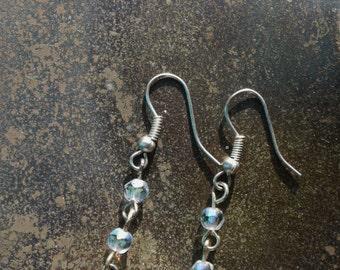 Wedding Leaf Earrings