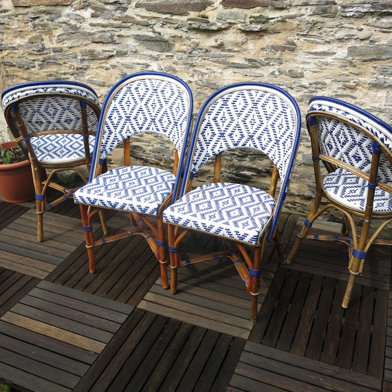 bistro rattan chairs. Black Bedroom Furniture Sets. Home Design Ideas