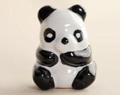 Panda Drawer Knobs Handles Kids Ceramic Cartoon knobs Animal Style Knob Children Room Knob Dresser Knobs Pulls Cabinet Handle Knob Hardware