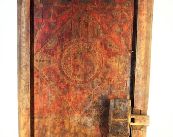 Beautiful handcrafted door coming from Morocco