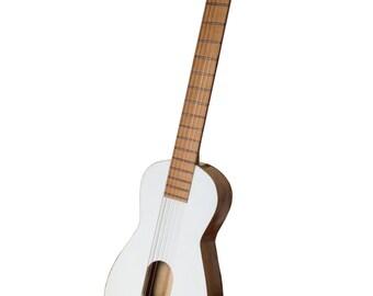 """Travel guitar """"green guitars"""""""
