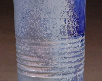 Blue Crystal Porcelain Tumbler #2
