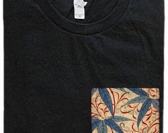 William Morris Pattern Pocket Shirt